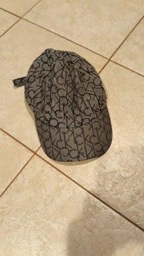 Calvin Klein Casquette de baseball gris brun-taupe