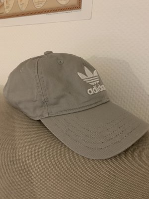 Adidas Visor Cap light grey-white