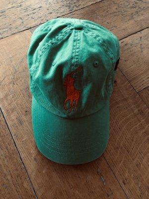 Cap/Baseballcap Firma Polo Ralph Lauren, grün