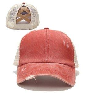 Unbekannte Marke Baseball Cap oatmeal-grey lilac