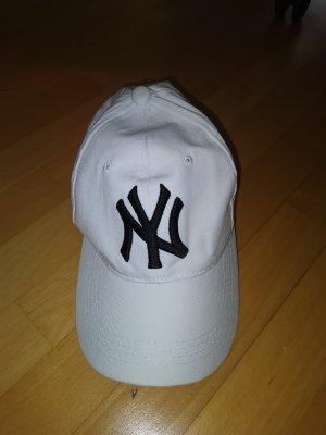 Berretto da baseball bianco-nero