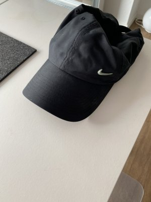 Nike Baseball Cap black-silver-colored