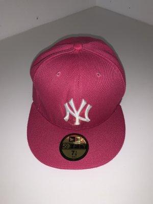 (The Mercer) NY Baseballpet roze