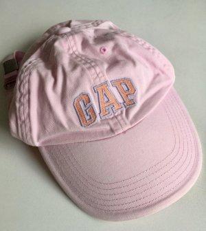Gap Berretto da baseball rosa-albicocca