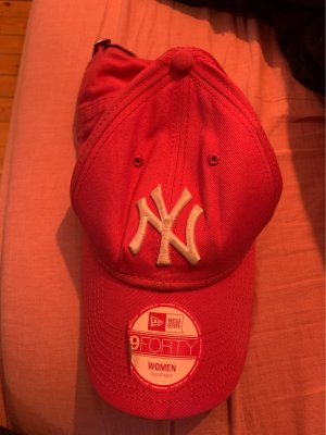 New Era Baseball Cap pink