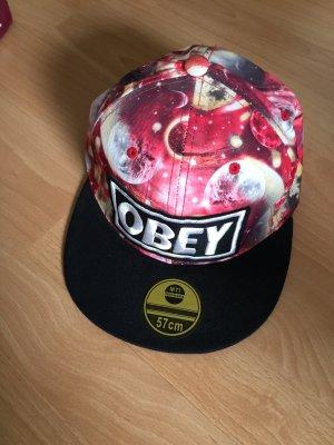 obey Baseball Cap multicolored