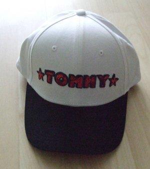 Cap von Tommy Hilfiger - weiß - Pailletten - NEU