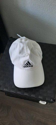 Adidas Originals Gorra de béisbol blanco-negro