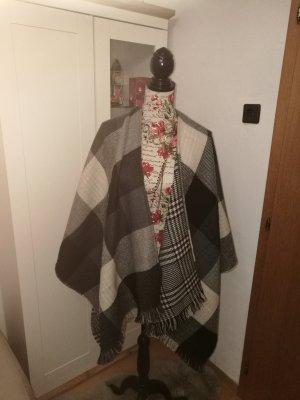 Soyaconcept Écharpe en laine multicolore