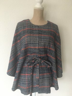 Anthropologie Cape multicolored