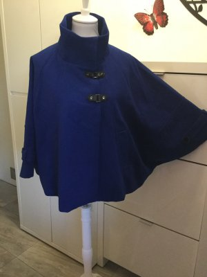 Stradivarius Cape blue-black