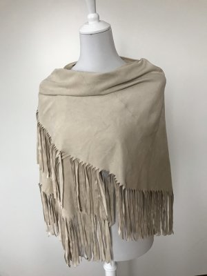 Marc Cain Shoulder Scarf natural white