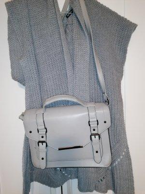 Cape, Überwurf Strickjacke Größe 36 mit mit Tasche