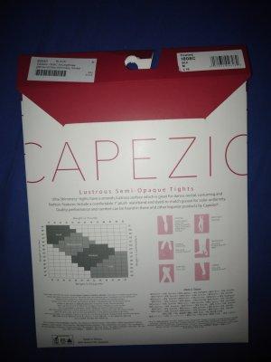CAPEZIO Trackies black cotton