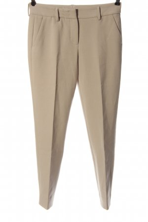 Cappellini 7/8 Length Trousers cream business style