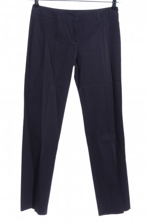 Cappellini Suit Trouser black business style