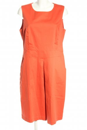 Cappellini Cocktail Dress light orange casual look