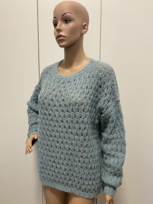 Cappellini Knitted Sweater azure