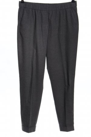 Cappellini Stoffhose hellgrau Business-Look