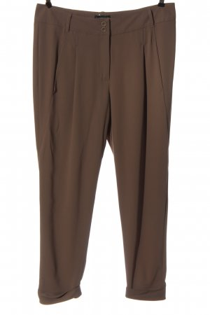 Cappellini Jersey Pants brown casual look