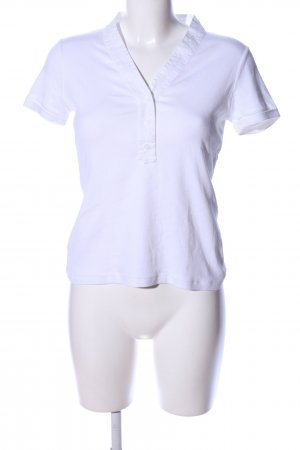 Cappellini V-Neck Shirt white casual look