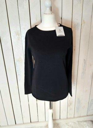 Cappellini Wool Sweater black wool