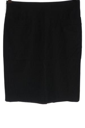 Cappellini Wool Skirt black casual look