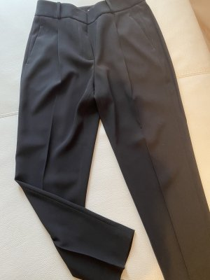 Cappellini Pleated Trousers black