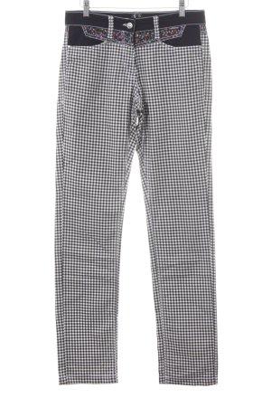 Cappopera Jersey Pants flower pattern
