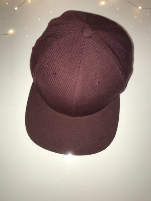 The classics Baseball Cap bordeaux-green