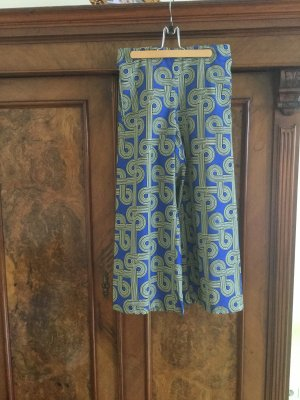 NIU' Pantalone Capri multicolore Cotone