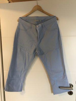 Sure Pantalone a 3/4 azzurro