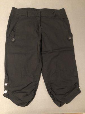 Jones Pantalon capri noir