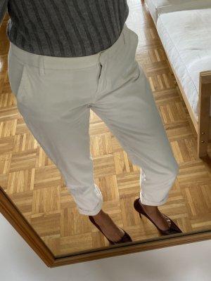 C&A Yessica Spodnie Capri biały