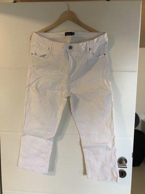 Sure Pantalon 3/4 blanc