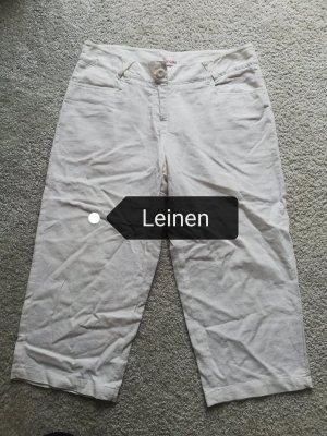 Biaggini Spodnie Capri biały