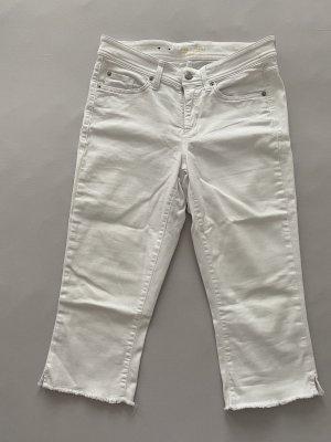 Cambio Jeans Vaquero 3/4 blanco