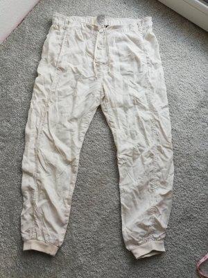 Marc Aurel Harem Pants natural white-oatmeal