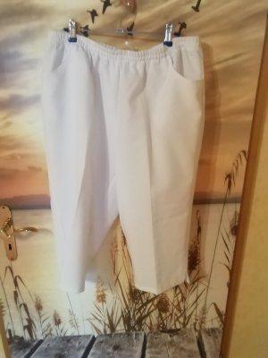 Spodnie Capri biały