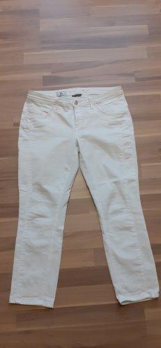 Street One Spodnie Capri biały