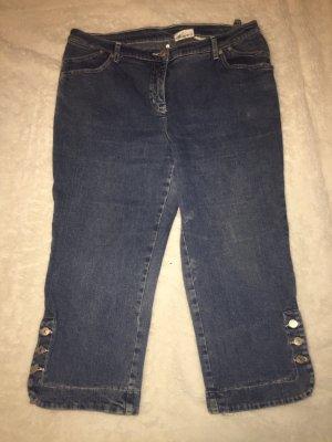 3/4-jeans azuur