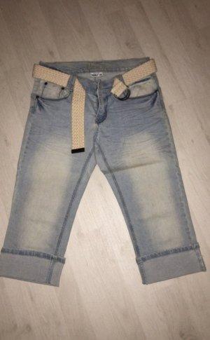okay 3/4 Length Jeans azure