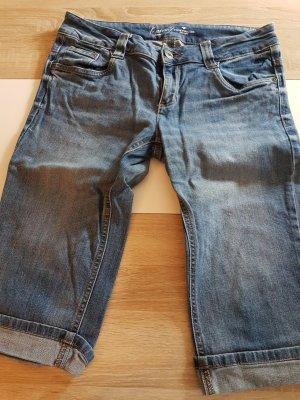 Tom Tailor Denim Pantalone Capri blu
