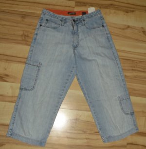 Street One Jeans a 3/4 azzurro