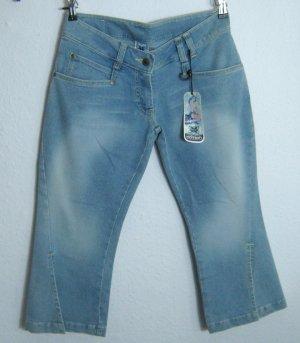 3/4 Length Jeans light blue