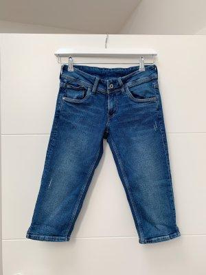 Pepe Jeans Jeans a 3/4 blu-blu scuro