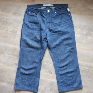 Versace Jeans Couture Jeans a 3/4 blu scuro-argento Cotone