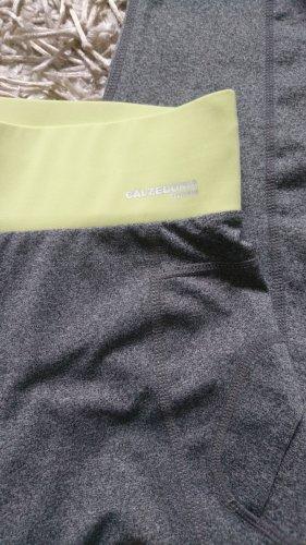 Calzedonia Sportbroek grijs-sleutelbloem
