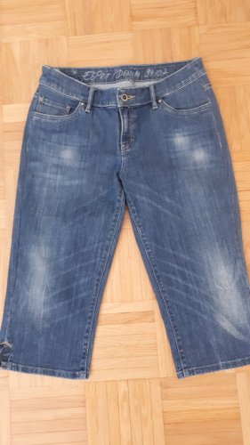 Esprit Pantalone Capri blu