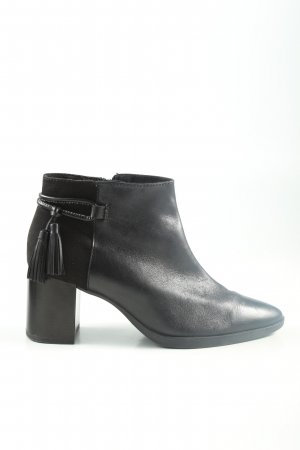 Caprice Ankle Boots schwarz Business-Look